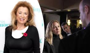 Writer Lynda La Plante came up with TV drama Prime Suspect after lying to  TV executive | TV & Radio | Showbiz & TV | Express.co.uk