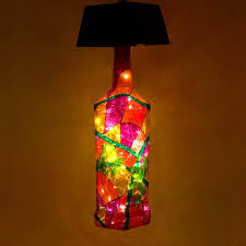 stained glass hanging light hanging