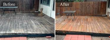 Deck Fence Restoration Cleaning Services In San Antonio Tx Midas Prowash