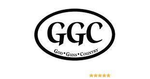 Amazon Com Oval Ggc God Guns Country Sticker Christian Conservative Patriot Sticker Graphic Decal Automotive