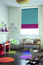 Multi Coloured Kids Playroom Blackout Roller Blind Colorful Kids Room Roller Blinds Room Colors