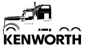Kenworth W900 Big Rig 18 Wheeler Truck Outline Sticker Decal Wall Graphic Ebay