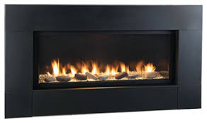 command vent free linear fireplace