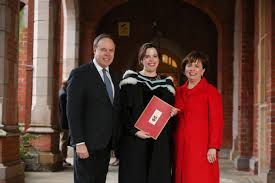 "Diane Dodds MLA on Twitter: ""Such a lovely day celebrating our daughter  Robyn's graduation @QUBelfast… """
