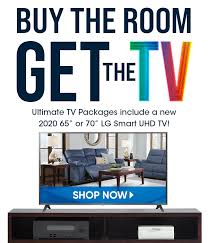 Rooms To Go Kids Buy The Room Get An Lg Smart Tv Milled