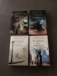 Libri di Carlos Ruiz Zafon in 43123 Parma for €5.00 for sale