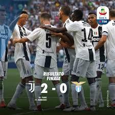 Serie A, Juventus Lazio 2-0. Gol di Pjanic e Mandzukic - Il ...
