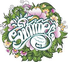 Amazon Com Beautiful Floral Summer Slogan Cartoon Vinyl Decal Sticker 4 Wide Automotive