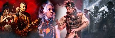 2019 SciFi/Fantasy Fest to feature Abney Park steampunk band - HooverSun.com