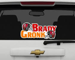 Tampa Bay Bucs Decal Etsy