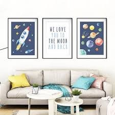 Shop Space Decorations For A Kids Room On Wanelo