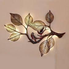 raj shree art multicolor leaf design