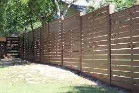 Easy Diy Fences How To Build A Fence The Garden Glove