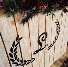 Dressed Up Our Excycled White Picket Fence Holiday Fireplace Screen While Practicing My French Hand Lettering Holiday Fireplace White Picket Fence Patio Gazebo