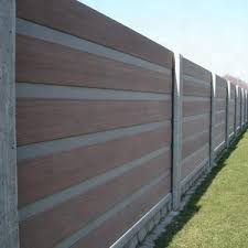 Wpc Fence Panel Easy Installation Outdoor Fence Wholesale Flooring Accessories Products On Tradees Com