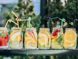 homemade weight loss detox drinks