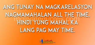 tagalog inspiring life and love quotes