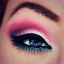 cute disney princess eye makeup style