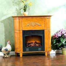 kmart electric fireplace