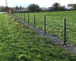Post Wire Fencing Murray S Recycled Plastic