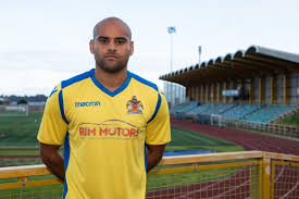 CroesoCurtis   Curtis McDonald joins Barry Town United – Barry Town United