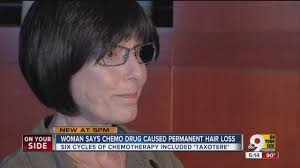 chemo caused permanent hair loss