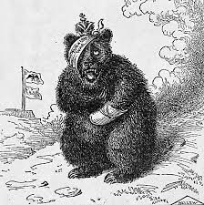 "The ""Forward Russia"" Flag: Examining the Changing Use of the Bear as a  Symbol of Russia"