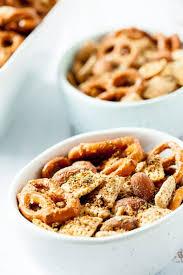 gluten free ranch snack mix recipe