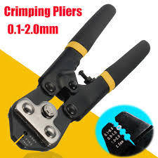 0 1 2 0mm Crimping Wire End Ferrules Connector Hand Crimping Tool Alexnld Com