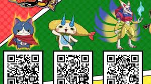 Scan QR Codes To Receive Six Rare Yo-Kai In Yo-Kai Watch 3 ...