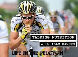 Talking Nutrition with Adam Hansen | Life in the Peloton