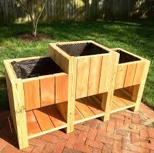 37 outstanding diy planter box plans