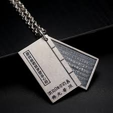 meaningful buddhist pendant necklace