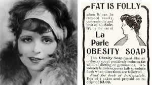 crazy beauty trends from the 1920s