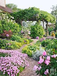cottage style landscape design better