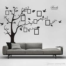 Large Size Family Tree Wall Sticker Decal Photo Tree Wall Stickers Memory Tree Photo Frame Pvc Wall Decals Tree Wall Stickers For Bedrooms Unique Wall Decals From Xumeng1688 7 08 Dhgate Com