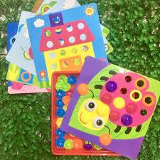 Bộ đồ chơi xếp hình trồng nấm nhựa (Loại đẹp) giảm chỉ còn 175,000 đ