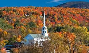 new england canada in the fall 2016