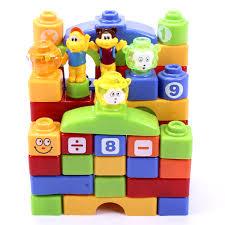 Đồ chơi xếp hình cho bé 6605 bằng nhựa cho bé trên 3 tuổi