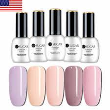 15ml pink series uv gel nail polish