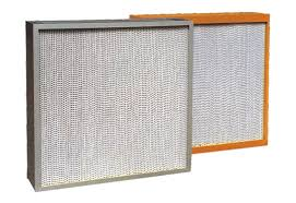 High Efficiency Particulate Air (HEPA) Filter, Premium Cleanroom ...