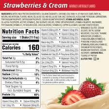 premier protein shake strawberries