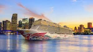 norwegian cruise line reveals winter