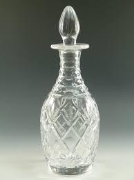 royal doulton crystal georgian cut