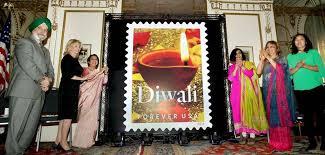 USPS unveils Diwali stamp in New York – The American Bazaar