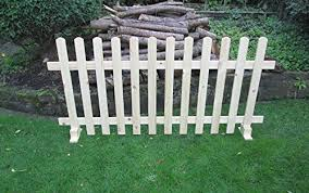 Timber Free Standing Picket Fence Panels Buy Online In Papua New Guinea At Desertcart