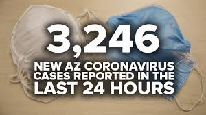 Arizona sees largest 24-hour ...