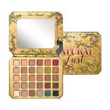 natural palette too faced sephora