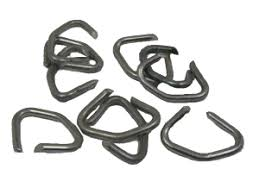 Aluminum Hog Rings For Chain Link Fencing