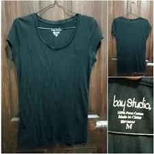 bay studio shirt women s fashion